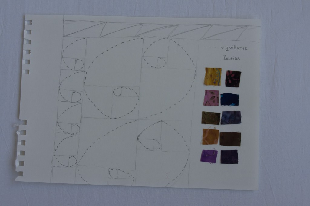 Design and try out for the golden ratio project
